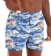 Tommy Bahama Cape Relax Woven Boxer 217817