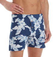Tommy Bahama Fronds With Benefits Knit Boxer Brief 217910