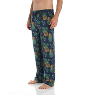 Tommy Bahama Cotton Modal Pineapple Graphic Lounge Pant 2181005