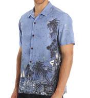 Tommy Bahama Tiki Falls Silk Shirt T310463