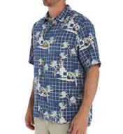 Tommy Bahama Olbia Paradise Silk Shirt T310520