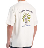 Tommy Bahama Let It Breathe Camp Shirt T310558