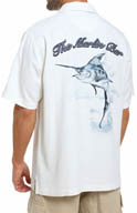 Tommy Bahama The Marlin Bar Silk Camp Shirt T35388