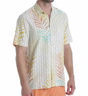 Tommy Bahama Plinko Palms Woven Shirt T37168