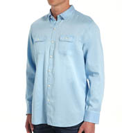 Tommy Bahama Twill Factor Long Sleeve Shirt TD310086