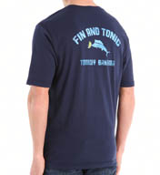 Tommy Bahama Fin & Tonic Short Sleeve T-Shirt TR29140