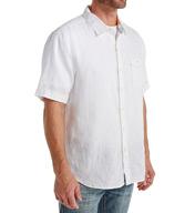 Tommy Bahama New Party Breezer Linen Short Sleeve Shirt TR310649