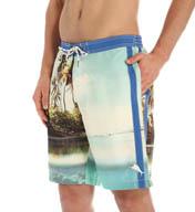 Tommy Bahama Baja Beach Scape Boardshort TR910249