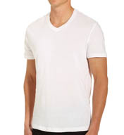 Tommy Hilfiger V-Neck Tees - 4 Pack 09T0002
