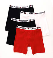 Tommy Hilfiger Athletic Boxer Briefs - 4 Pack 09T0007