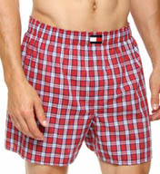 Tommy Hilfiger Woven Boxer - 4 Pack 09T0295