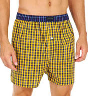 Tommy Hilfiger Woven Tartan Boxers 09T0794