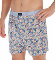 Tommy Hilfiger Paisley Woven Boxer 09T1184