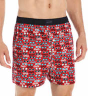 Tommy Hilfiger Woven Boxers 09T1193