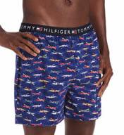 Tommy Hilfiger Canoe Knit Boxer 09T1210