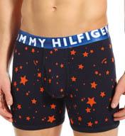 Tommy Hilfiger Navy Stars Single Boxer Brief 09T1286