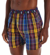 Tommy Hilfiger Stream Woven Boxer 09T1578