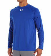 Under Armour HeatGear Long Sleeve Performance Shirt 1233673
