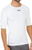 Under Armour HeatGear Sonic Compression Half Sleeve T-Shirt 1236228