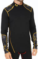 Under Armour Coldgear Infrared Evo Mock Neck Shirt 1239304