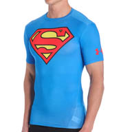 Under Armour Superman Alter Ego Shortsleeve Compression Shirt 1244399S