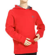 Under Armour Boys Rival Cotton Hoody 1249159