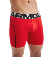 "Under Armour HeatGear Elite Series 6"" Boxerjock 1254692"