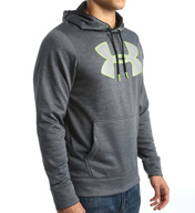 Under Armour ColdGear Armour Twist Big Logo Hoodie 1259778