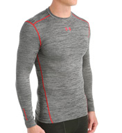 Under Armour ColdGear Armour Twist Compression Crew Neck Tee 1265655