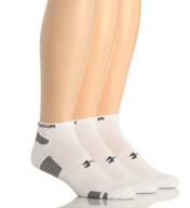 Under Armour UA HeatGear Performance No Show Socks - 3 Pack U250