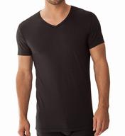 Zimmerli Pique Como V-Neck T-Shirt 1861422