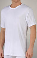 Zimmerli Sea Island Short Sleeve Shirt 2861396
