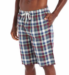 Tommy Bahama Sleepwear Plaid To Meet You Woven Jam 213815