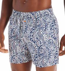 Tommy Bahama Sleepwear Catalina Paisley Woven Boxer 217803