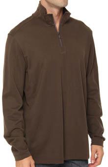 Tommy Bahama Pima Cove Half Zip Sweatshirt T21658