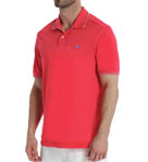 Island Lite Knit Polo Shirt Image