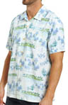 Tommy Bahama Pico Palms Silk Camp Shirt T35275