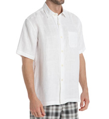 Tommy Bahama Monte Carlo Short Sleeve Woven Shirt T35344
