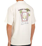 Tropical O'Aces Silk Short Sleeve Shirt Image