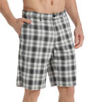 Golf Stream Plaid Short Image
