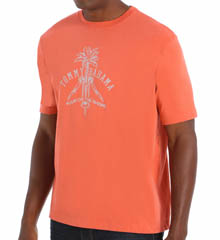Tommy Bahama Pour on the Shore Cotton Jersey Tee TR28301