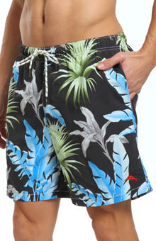 Tommy Bahama The Naples Major Palm Swim Short TR96438