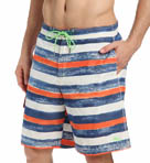Tommy Bahama Baja Sail Stripe Swim Trunk TR97059
