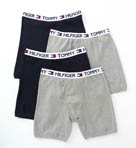 Athletic Boxer Briefs - 4 Pack Image