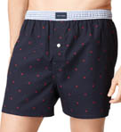 Tommy Star Print Boxer Image