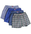 Tommy Hilfiger Woven Boxers - 4 Pack 09T0292