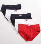 Tommy Hilfiger Hip Briefs - 5 Pack 09T0329