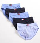 Tommy Hilfiger Hip Briefs - 5 Pack 09T0330