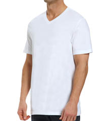 Tommy Hilfiger V-Neck T-Shirt - 4 Pack 09T0520