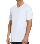 V-Neck T-Shirt - 4 Pack Image